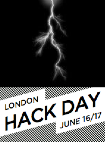 Hack Day: London, June 16/17 2007